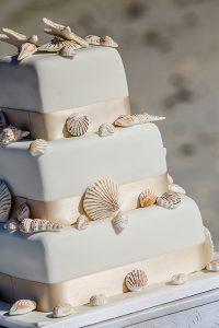 Weddings Abroad Cake
