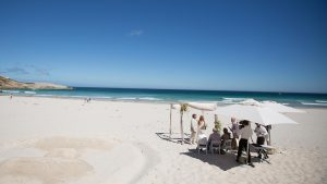 Weddings Abroad Beach wedding