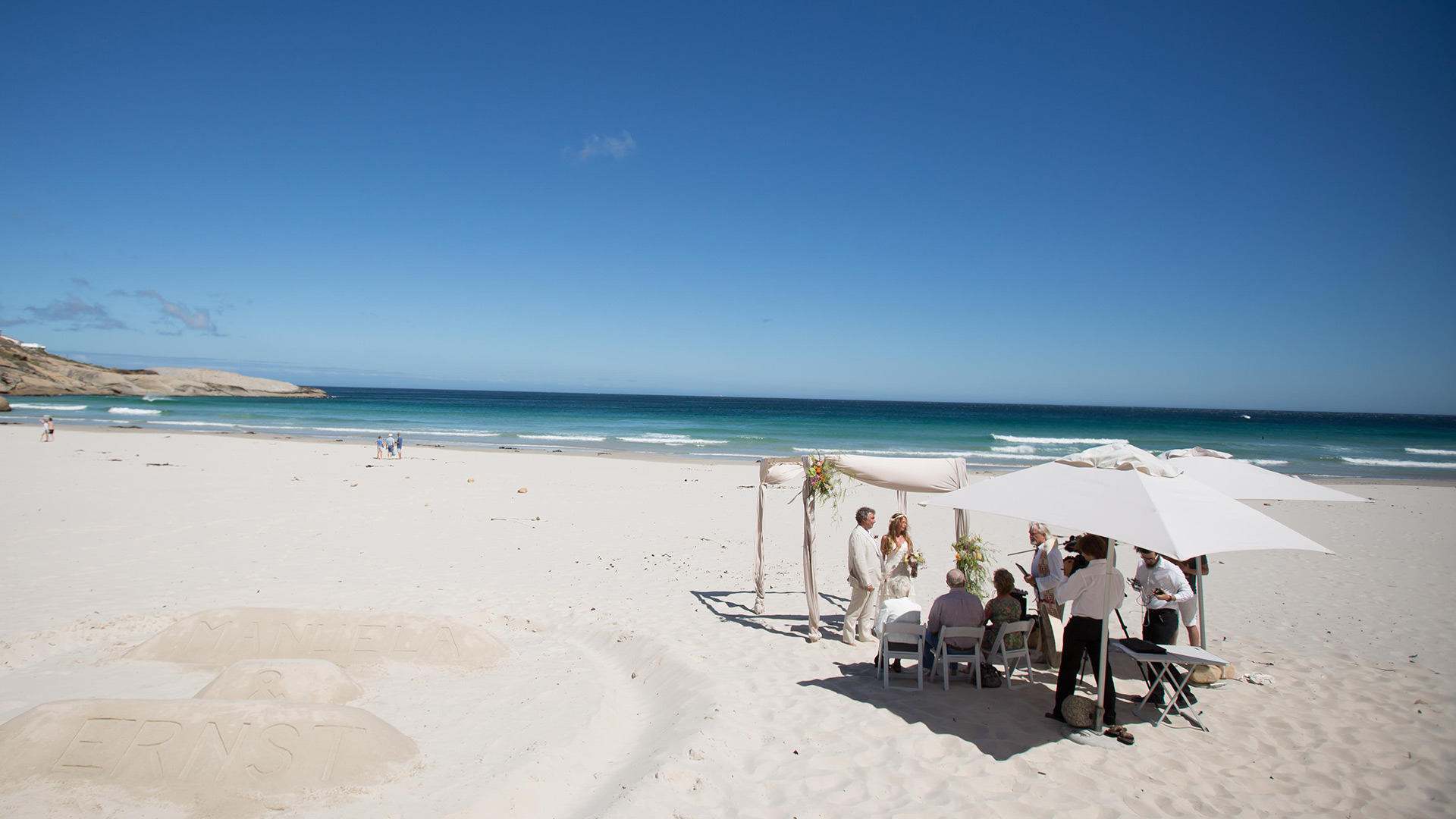 Weddings Abroad Beach Wedding