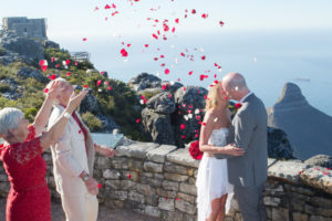 Cape Town Weddings, Table Mountain