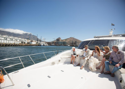 Weddings Abroad yacht packages photo gallery