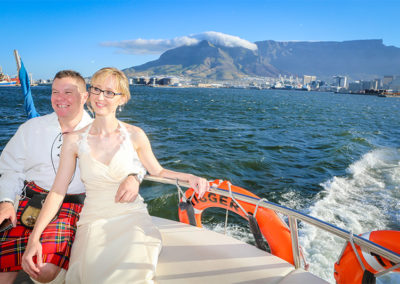 Weddings Abroad yacht packages
